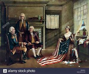 Betsy Ross and the birth of the flag of the united states ...