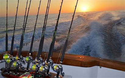 Fishing Deep Sea Offshore Wallpapers Saltwater Boats