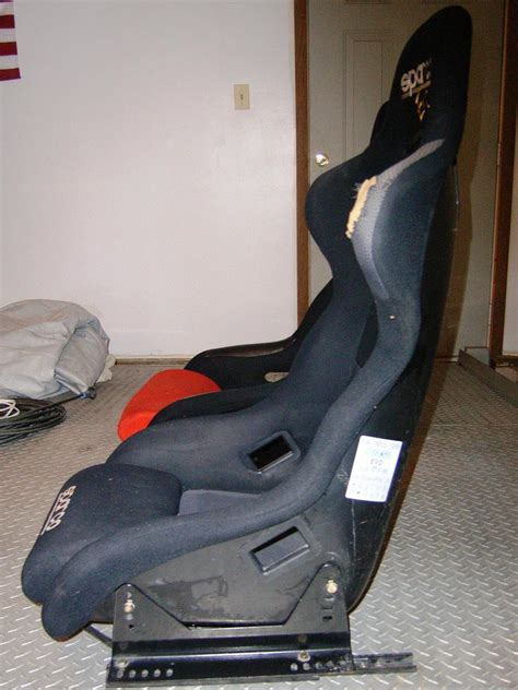 Sparco Evo Race Seat and Corbeau Track Seat - Rennlist ...
