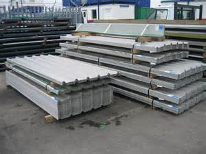 cheap galvanised steel metal tin box profile roofing roof With cheapest place to buy tin roofing