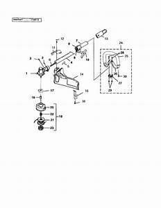 Homelite Gas Line Trimmer  Weedwacker Parts