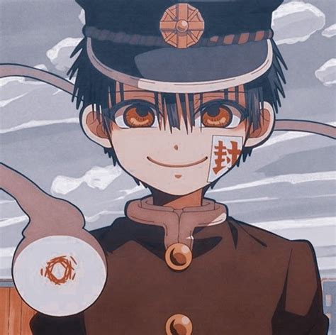 hanako kun   anime hanako anime baby