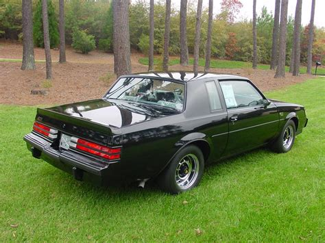 buick regal grand national coupe