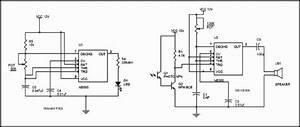 Motion Detector Circuit