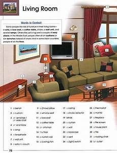living room furniture vocabulary vocabulary living room With living room furniture words