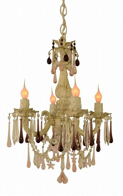 Chandelier Chandeliers Italian Crystal Colored Lighting Drops
