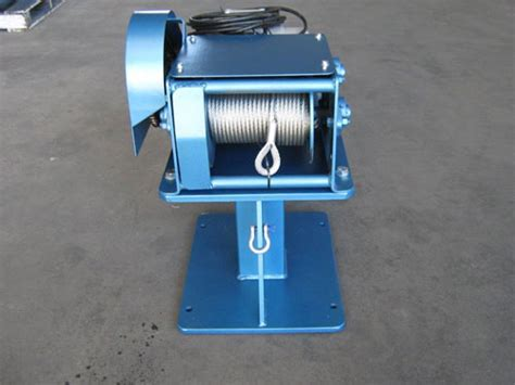 Boat Launch Winch by Gears Winches