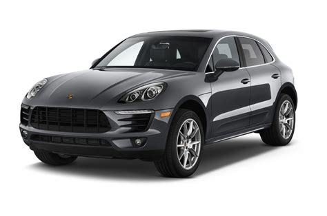 Porche Car : 2017 Porsche Macan Adds 252-hp Turbo-four Base Model
