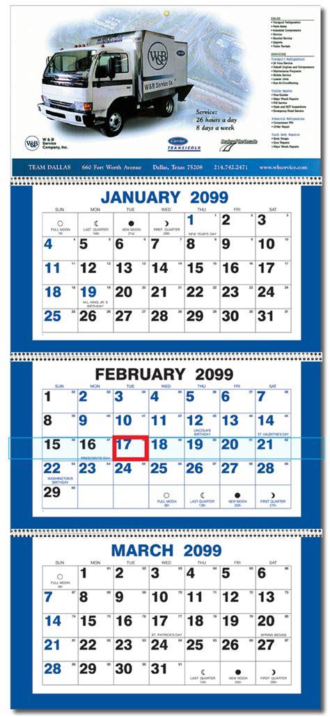 month  panel calendar ty calendar company