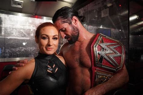 becky lynch  bringing  real life relationship