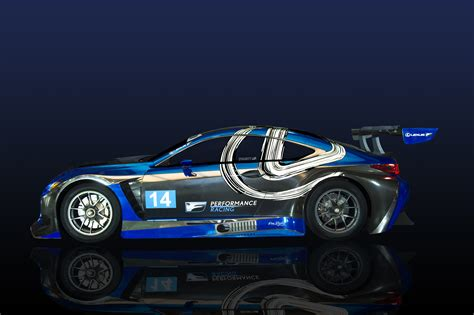 F Performance Racing To Field The Lexus Rc F Gt3 Motrface