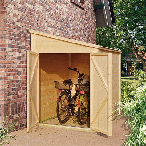 Fahrradgarage Bikebox (2,15 X 1,59 M, Geeignet Für 2