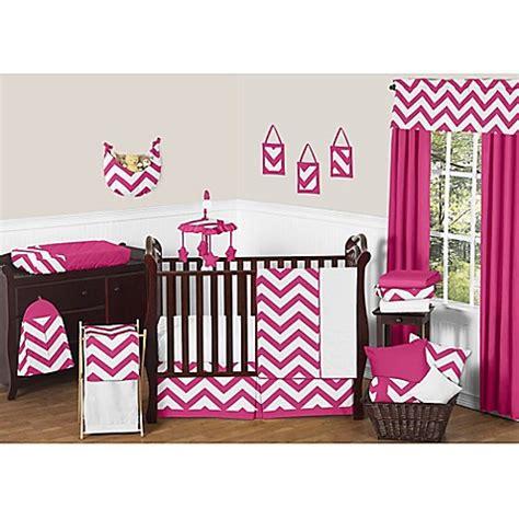 1744 sweet jojo crib bedding sweet jojo designs chevron crib bedding collection in pink