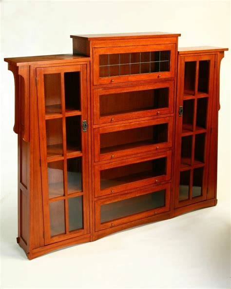 Bookcase Sale by Mission Oak Lawyers Bookcase With Piers Ac9264 9265 On