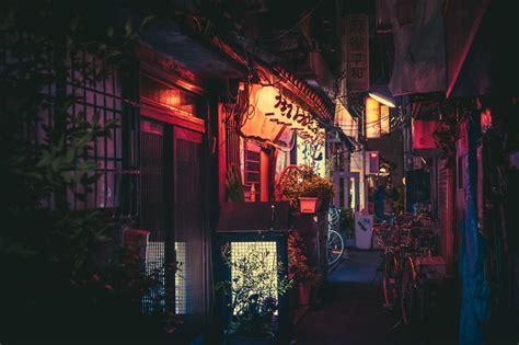 magical night   tokyos streets  masashi wakui