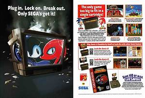 RetroVision - Sonic's Lock-On Technology - Rings & Coins