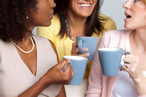 Coffee is a brewed drink prepared from roasted coffee beans, the seeds of berries from certain coffea species. Diverse Group Of Women Talking And Drinking Coffee. Stock Image - Image of cultures, asian ...