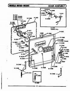 Maytag Wu103 Dishwasher Parts