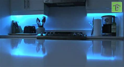 becky wires up counter rgb led lighting on no s