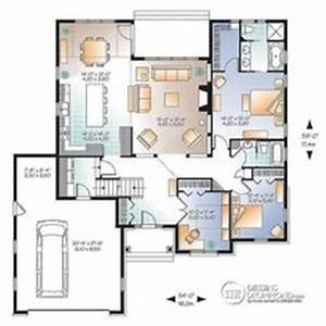 modele de plan de maison plain pied avec 3 chambres et With plans de maison en l 8 conception et realisation de plans maison dessin