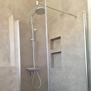 Fugenlose Wandverkleidung Bad : das fugenlose bad von ocolor malermeisetrbetrieb ~ Michelbontemps.com Haus und Dekorationen