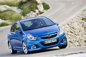 Opel Corsa Bleu : motorisation comportement ~ Gottalentnigeria.com Avis de Voitures