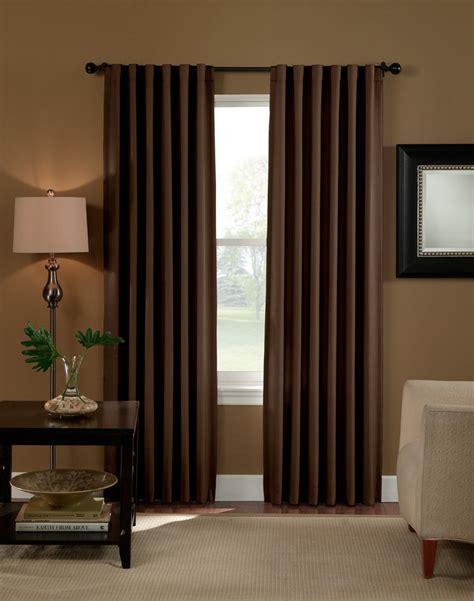 saville solid thermal room darkening drape curtainworks