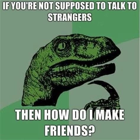 Thinking Dinosaur Meme - if you are not pictures photos and images for facebook tumblr pinterest and twitter
