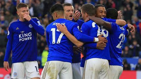 Leicester apalea 5-0 al Newcastle en la Premier League