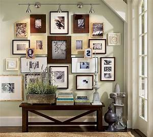 17 family photo wall ideas you can try to apply in your for Awesome photo wall ideas for your house