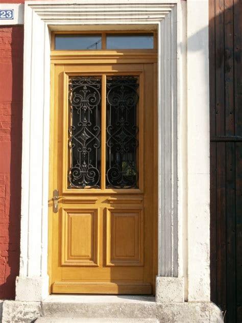 porte entree bois prix les portes d entr 233 es en bois metz nancy longwy thionville verdun menuiserie collin nancy