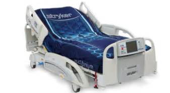 critical care beds intouch stryker
