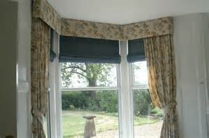 Bay Window Blinds and Curtains