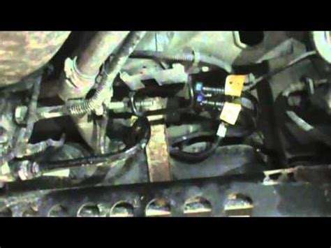replace   pontiac  fuel filter youtube