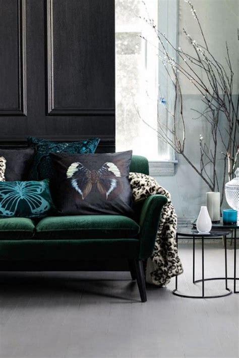 canape vert mettez un canapé vert et personnalisez l 39 intérieur