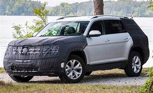 Volkswagen's New 3 Row Crossover Could be Called the