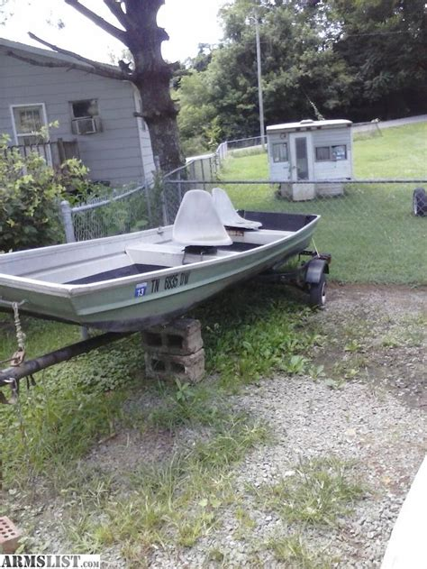 Local Jon Boats For Sale by Armslist For Sale Fs Ft 14ft Jon Boat