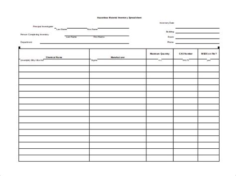 material template 12 blank spreadsheet templates pdf doc pages excel free premium templates