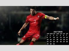 Cristiano Ronaldo 2018 Calendars For Desk, Wall, Computer