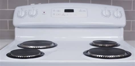 Replace Electric Coil Elements With Smartburners To Prevent Cooking Fires