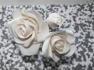 Fondant Selber Herstellen : zucker kunstwerke meine ersten rosen ~ Frokenaadalensverden.com Haus und Dekorationen