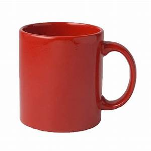 Red Mug transparent PNG - StickPNG