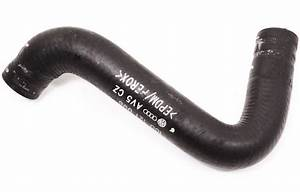 Transmission Oil Cooler Coolant Hose Vw New Beetle - 1 9 Tdi