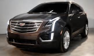 cadillac srx crossover 2017 cadillac xt5 crossover revealed in official photos autotribute