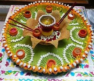 Aarti Thali Decoration Ideas for Ganpati - Aati Thali Decor