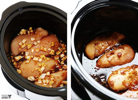 chicken breast crock pot slow cooker teriyaki chicken gimme some oven