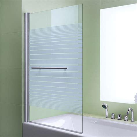 badewanne aus glas duschabtrennung duschwand f 220 r badewanne aus glas badewannenfaltwand cortona1122 ebay