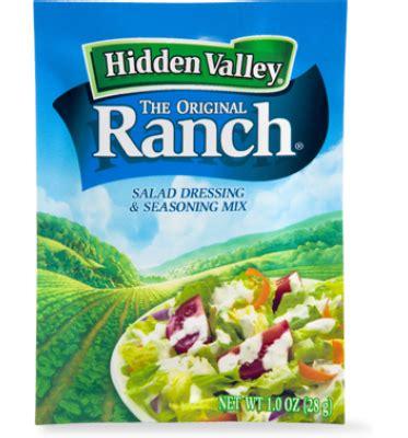 hidden valley original ranch salad dressing