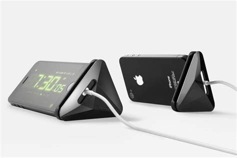 sine iphone stand  cable organizer gadgetsin