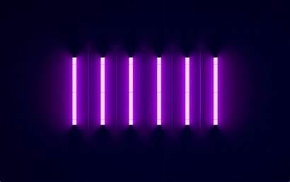 Neon Purple Lights Dark Wallpapers 4k Laptop